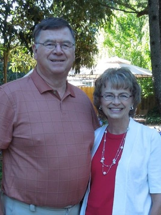 Anniversaries: Lou Hammond & Jackie Hammond