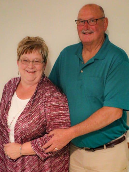 Anniversaries: Dean Sorum & Sandy Sorum
