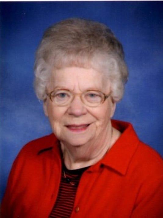 Birthdays: Dorothy Egge