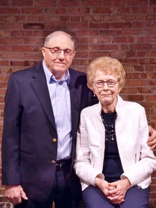 Anniversaries: Orville Matthies & Shirley Matthies