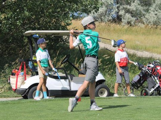 The Southern California PGA Junior Golf League is accepting signups for teams in the Caachella Valley that will begin play in May.
