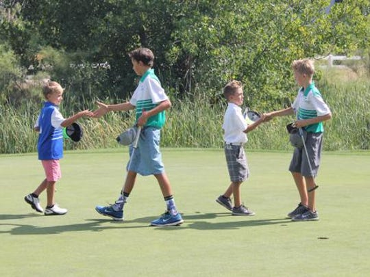 The PGA Junior Golf Leagues are designed for players who want a taste of competition without the pressure of high-level play.