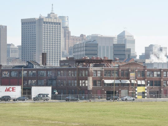 Detroit Commercial Property Development : The other big housing development by old tiger stadium site