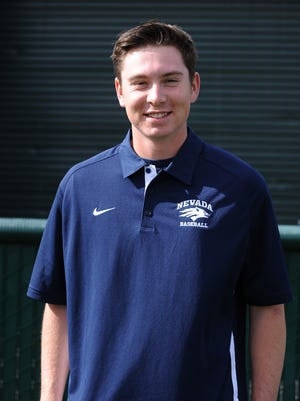 Nevada's Mark Nowaczewski was named the Mountain West pitcher of the week.