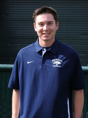 Nevada's Mark Nowaczewski was named the Mountain West pitcher of the week for the third time this season.