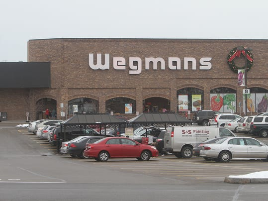 Wegmans to start perinton expansion monday for Food bar wegmans pittsford