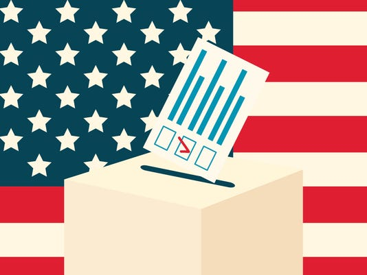 USA election concept
