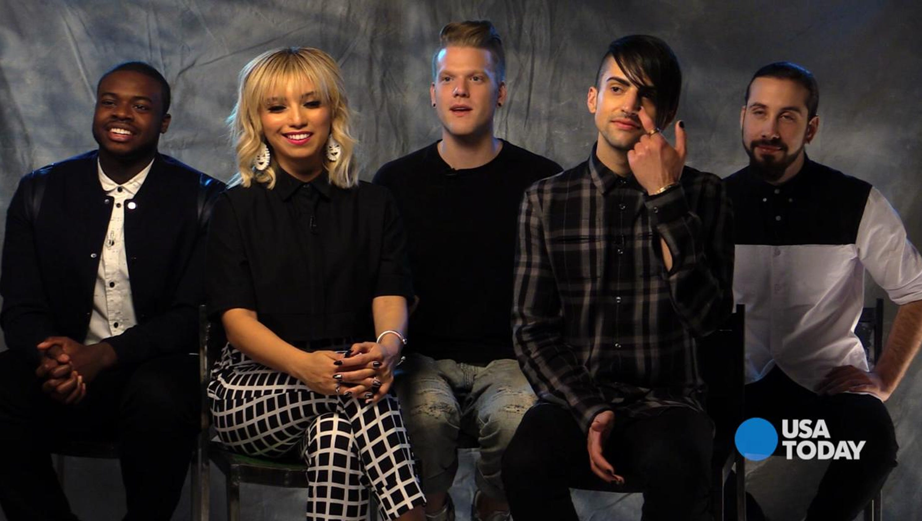 are two members of pentatonix dating Pentatonix member kirstin maldonado thought she was going to paris for a memorial day weekend vacation with jeremy michael lewis but as it turns out, her boyfriend had a few surprises up his sleeve.