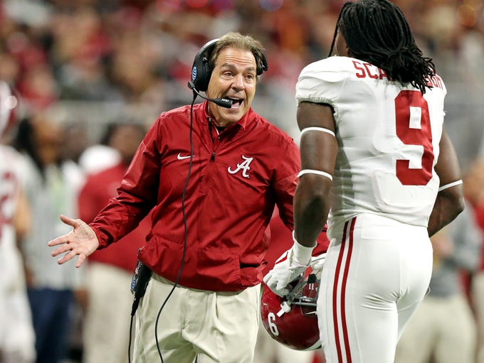 No. 1: Nick Saban, Alabama: $11,132,000. In May, Saban