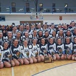Richmond cheer team focused heading into districts