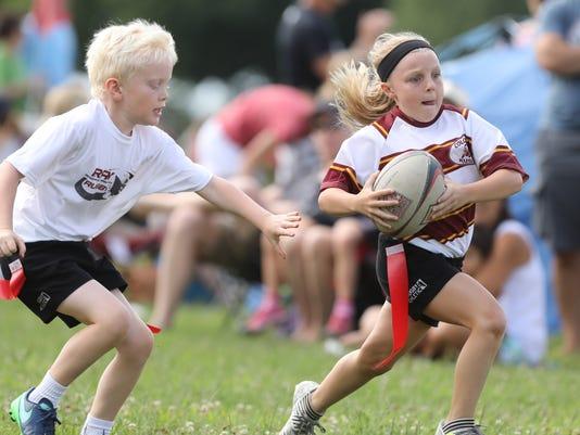 Morris Rugby Flag Festival