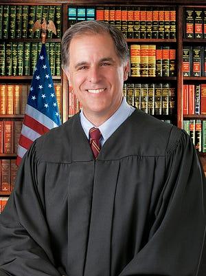 Monroe County Court Judge Christopher Ciaccio