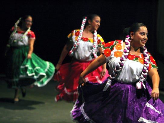 The 19th annual Ballet Folklorico Viva Mexico show