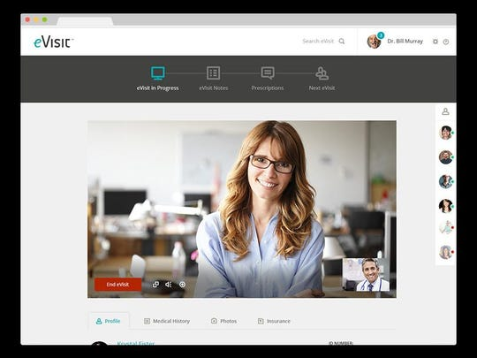 eVisit, a Gilbert company with a telemedicine platform