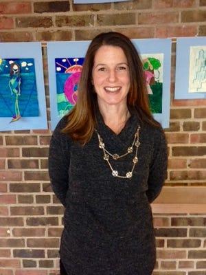 Scarsdale teacher Christine Boyer