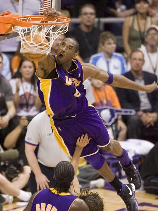 G2 Lakers Suns 134314 Kobe Bryant