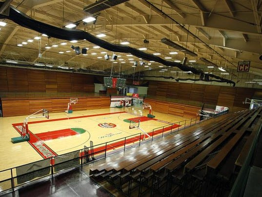 Deadline nears for saving anderson s wigwam gym for Cost to build a basketball gym