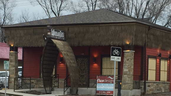 Wauwatiki, closed for nearly three months after a minor fire in September, has reopened. The tiki bar is at 6502 W. North Ave. in Wauwatosa.