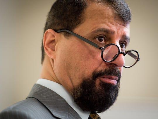 Tennessee State University professor Kirmanj Gundi