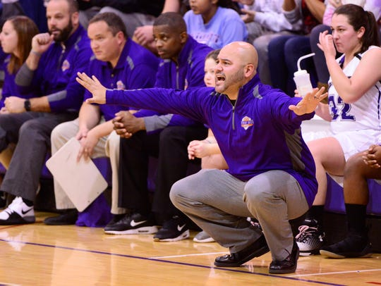 Fremont Ross and coach Juan Vela opened the season with a victory over Clyde.