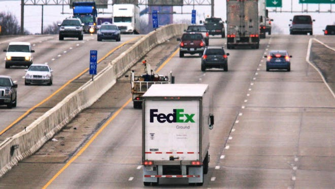 Weakness in the Dow Transportation average could signal coming economic weakness.