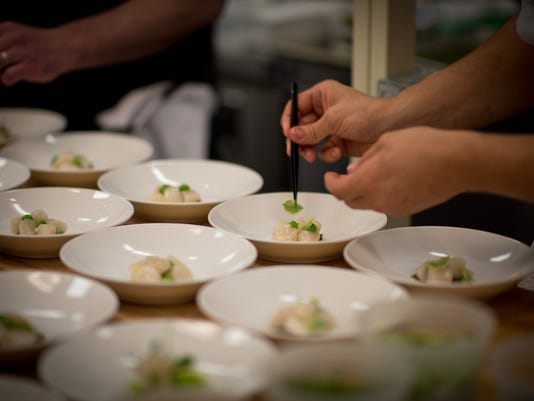 Euphoria 2015 | Guest Chef Dinners | Hotel Domestique | FamZing Photography