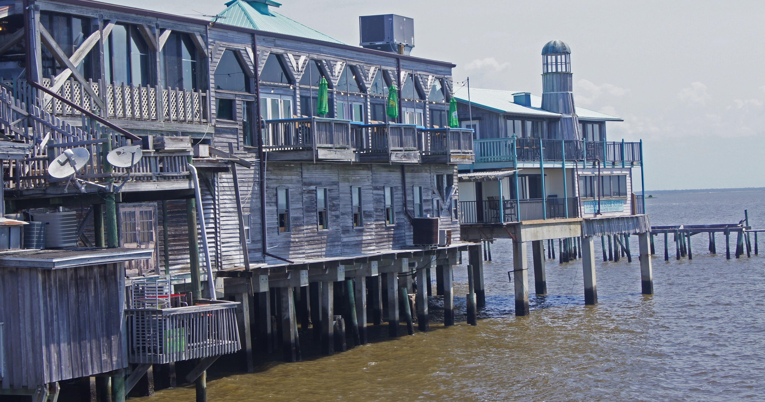 Authentic Florida Cedar Key Takes You Back In Time
