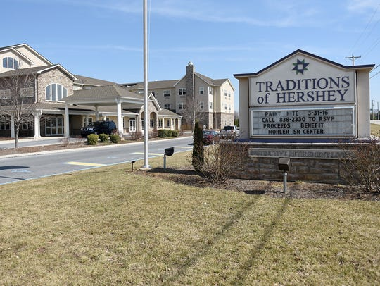 Traditions of Hershey will be changing hands. The 120-room