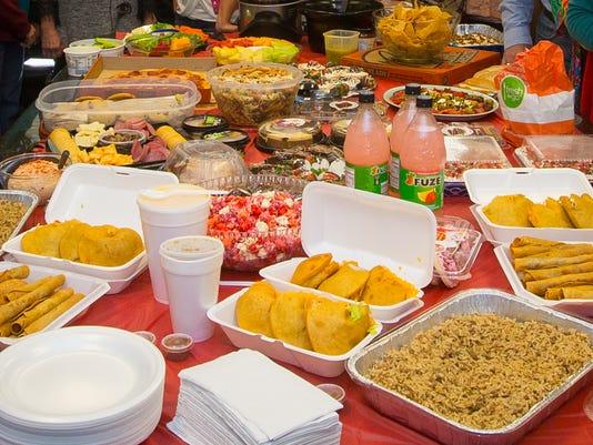 Eat Up Potlucks Still Draw Appreciative Crowd Most Everywhere