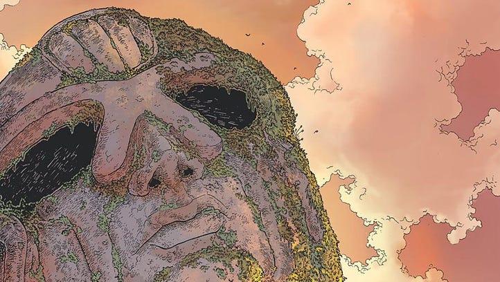 """""""Judge Dredd"""" authors Erick Freitas and Ulises Farinas will visit Elmira on Saturday."""