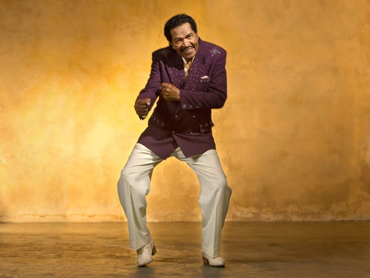 Blues legend Bobby Rush headlines the first-ever Black
