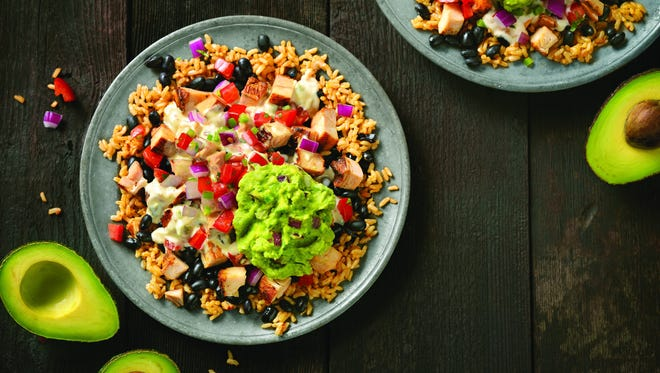 Qdoba's new menu and pricing structure means guacamole and queso are no longer extra.