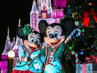 Save 15% at Mickey's Very Merry Christmas Party