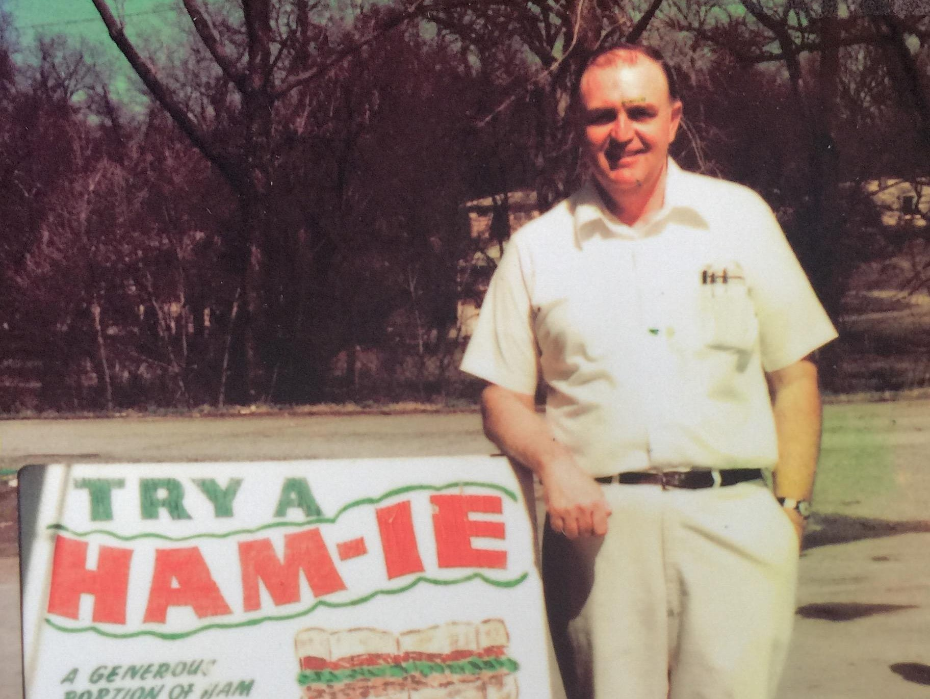 """Dudley """"Big Daddy"""" Jones and his wife, Thelma, bought Dairy King in 1970. They turned it into a meat and three."""