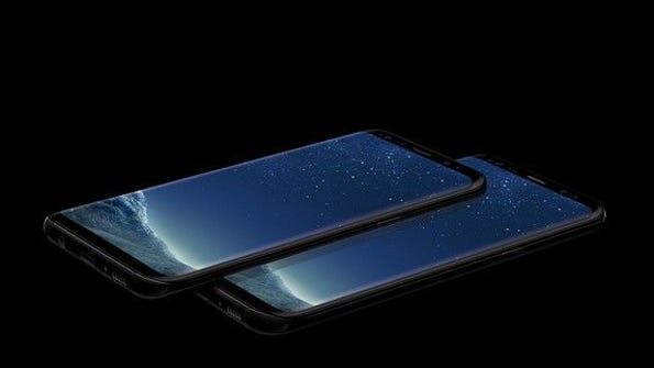 Most adults surveyed preferred Samsung's Galaxy S8