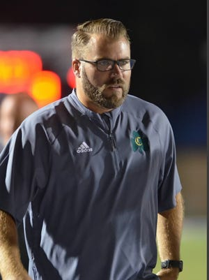 TKA named Les Greer its next football coach. He was most recently the Catholic defensive coordinator.