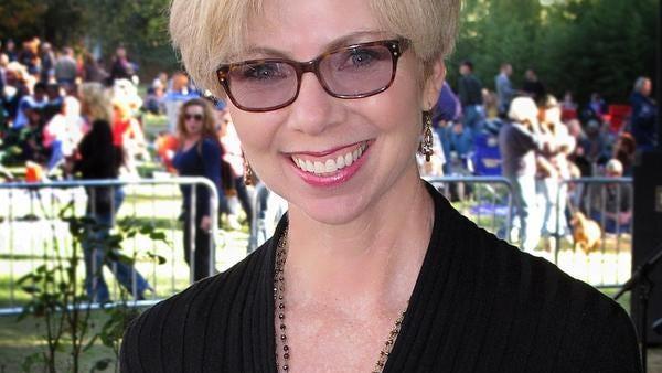 Liz Swaine, executive director of the Downtown Development Authority.