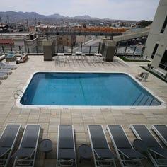 Custom-designed Marriott Courtyard hotel is 'El Paso chic,' owner Jim Scherr proclaims