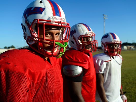 Pine Forest High School football face the Niceville Eagles on Friday