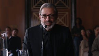 "Jeff Goldblum stars in ""Jurassic World: Fallen Kingdom."""