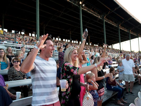 Want Better Acts At The Iowa State Fair Grandstand