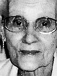 Dorothy Ann (Springman) Turner, 100