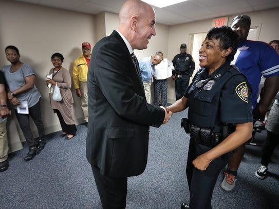 Memphis Veterans Affairs Medical Center Director David