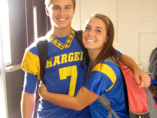 Former Spotswood High School sweethearts Nicole Surace and Jeff Szatkowski were killed in a car accident seven months ago.