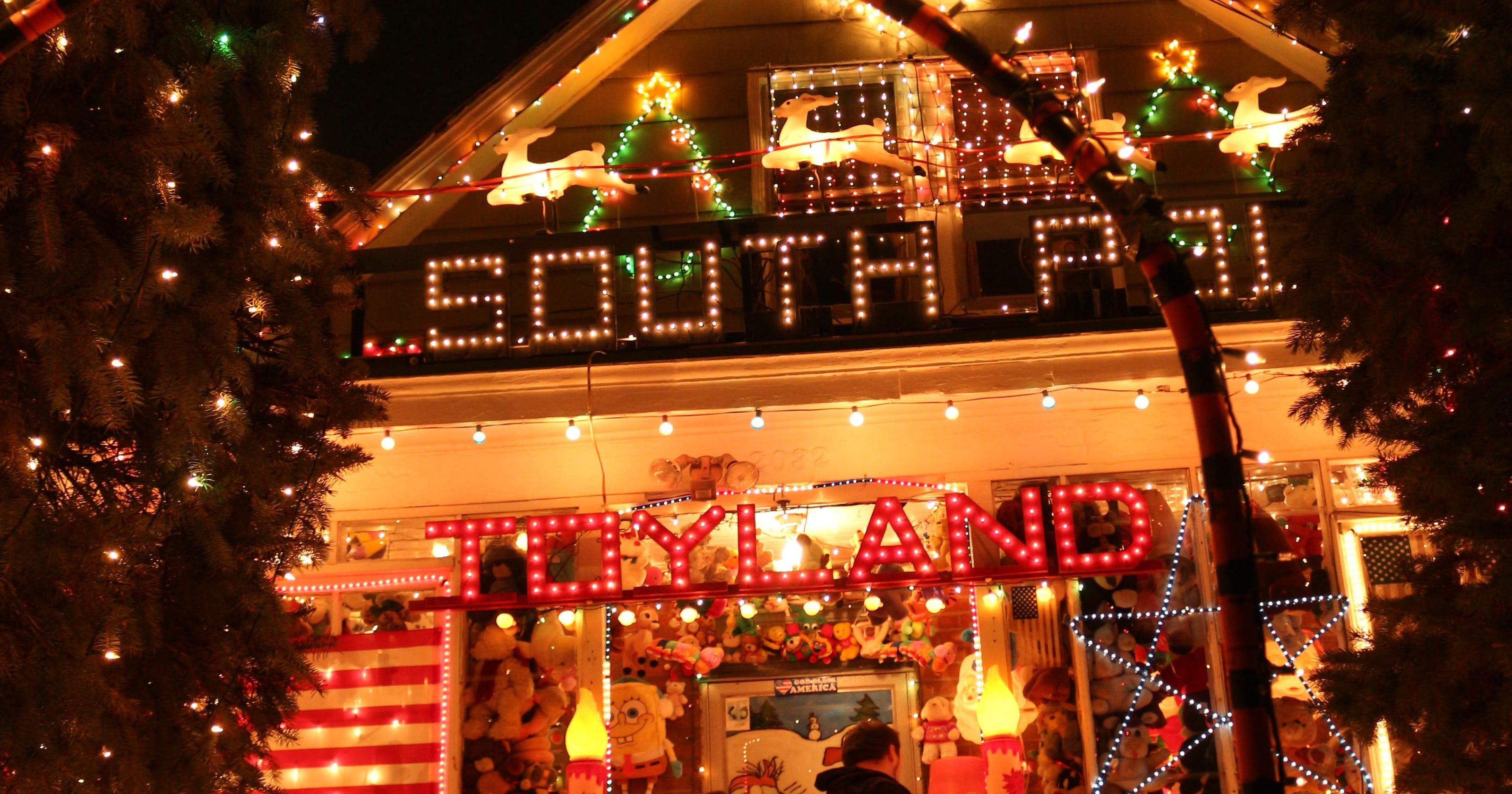 Cincinnati holiday and Christmas lights: a guide