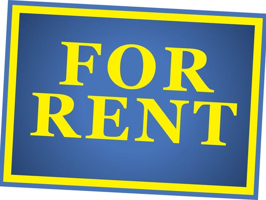 web - for rent sign