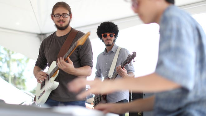 The Good Little Chickens, shown during Tallahassee Taloofa Fest in 2018, will perform at Northside Stage MusicFest on Saturday, July 18, 2020.