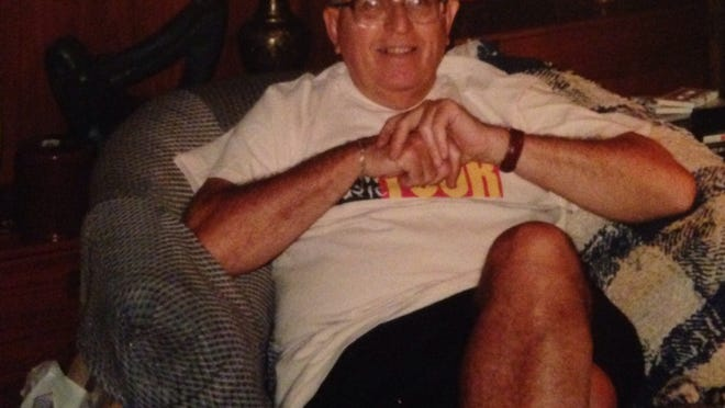 James McFarlane, of West Haverstraw, died last month. He was 84.