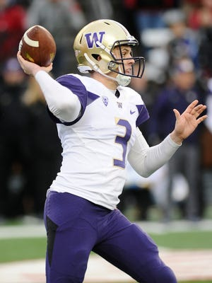 Quarterback Jake Browning and Washington are in prime position for the Playoff.
