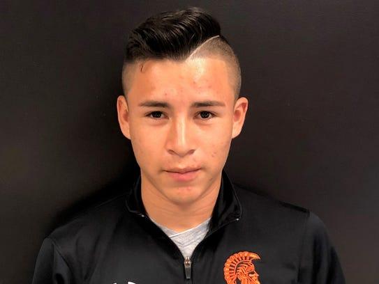 Ludyn Garcia, Lely boys soccer